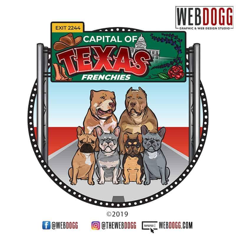 Dog Logo Design Dog Breeder Logo Design Kennel Logo Design