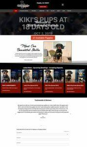 Elite Rottweiler Kennels - Breeder Websites
