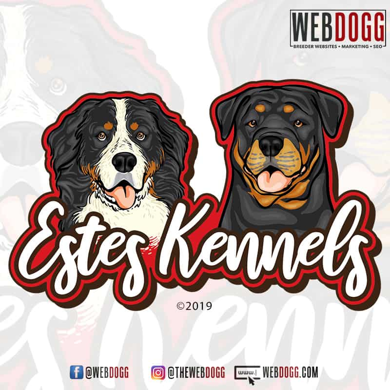 Estes Kennels - Rottweiler & Bernses Mountain Dog