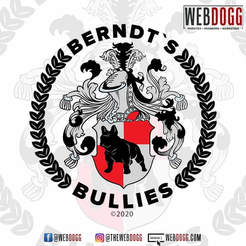 Berndt's Bullies - Logo Design