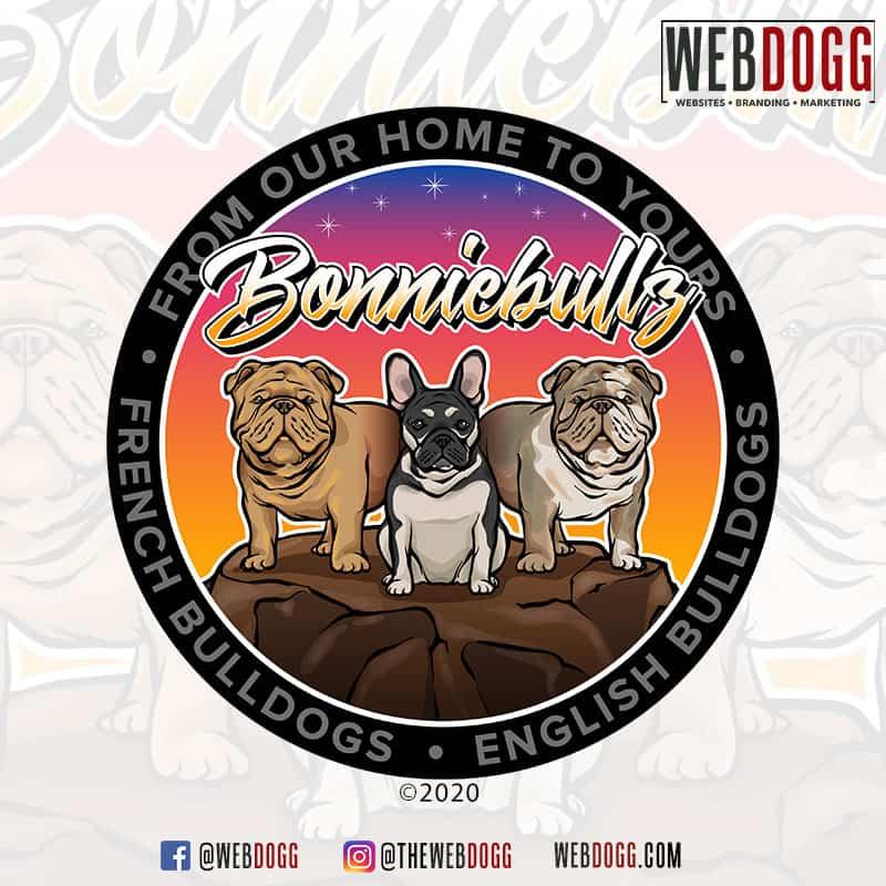 Bonniebullz - Logo Design