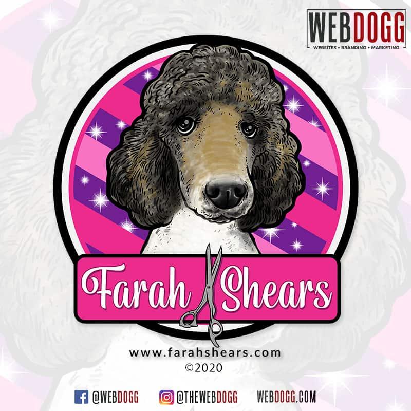 Farah Shears - Logo Design