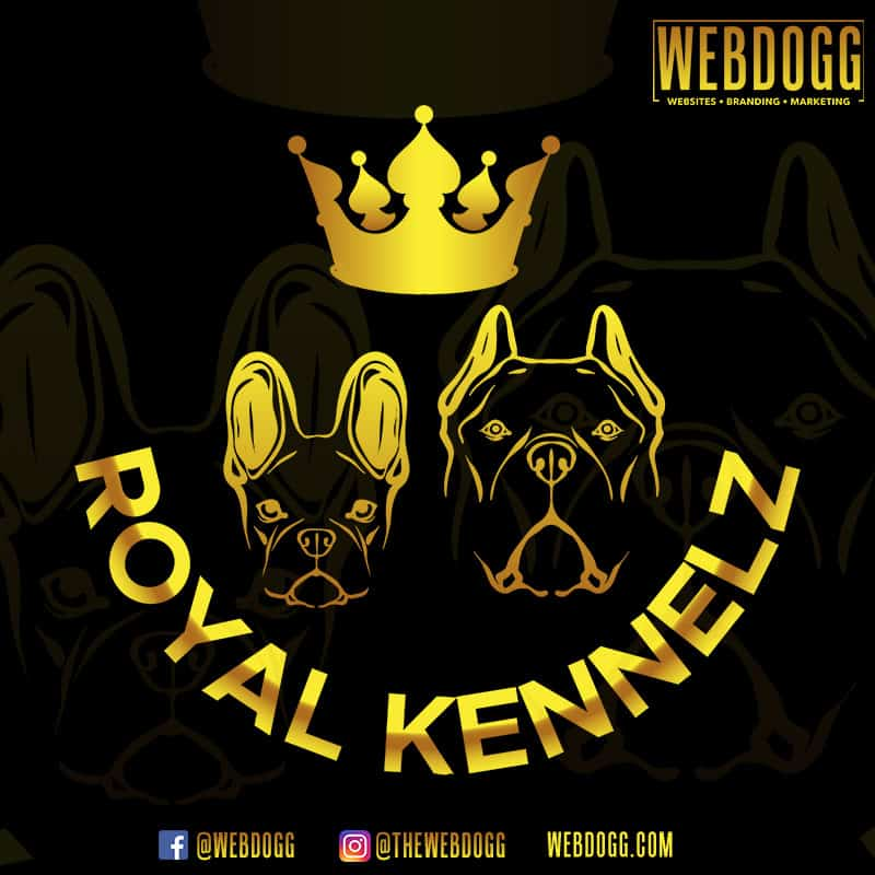 Royal Kennelz - Logo Design