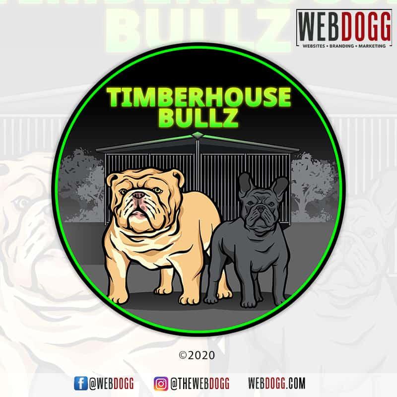 TimberHouse Bullz - Logo Design